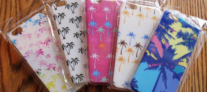 ハワイアンなiPhoneケースあります☆