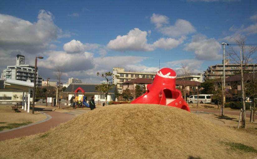 松江公園 -明石市