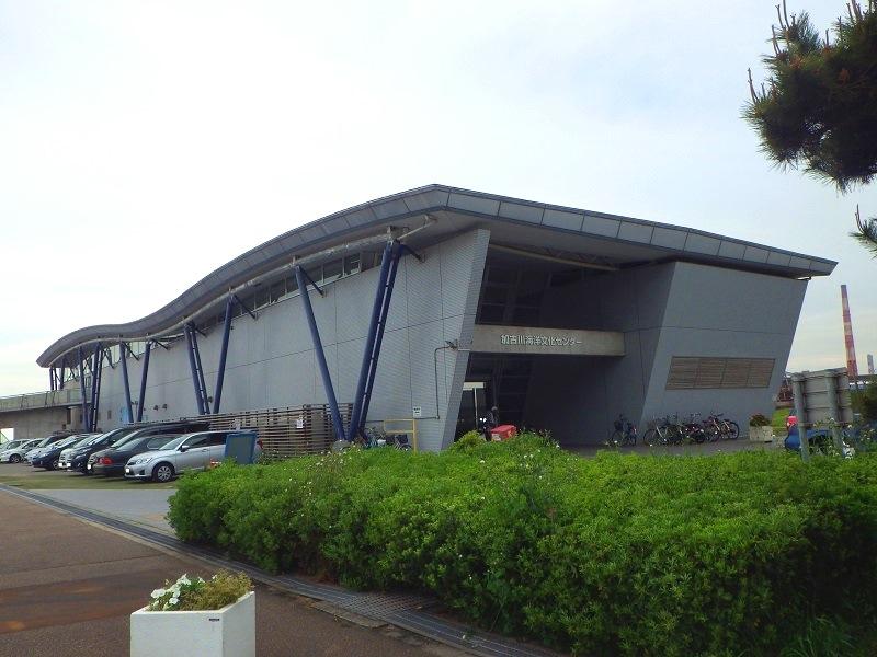 加古川海洋文化センター外観