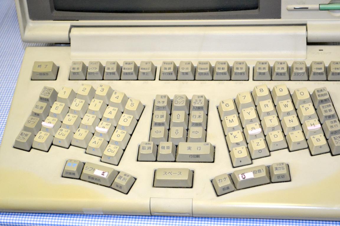 文豪miniのキーボード