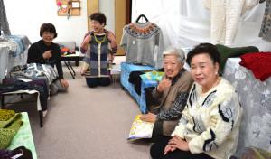 松本編物教室