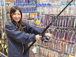 ヒラマサ釣りに最高の竿入荷!!