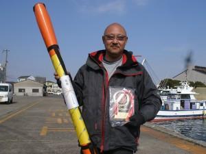第一回つり具山陽船真鯛釣り大会