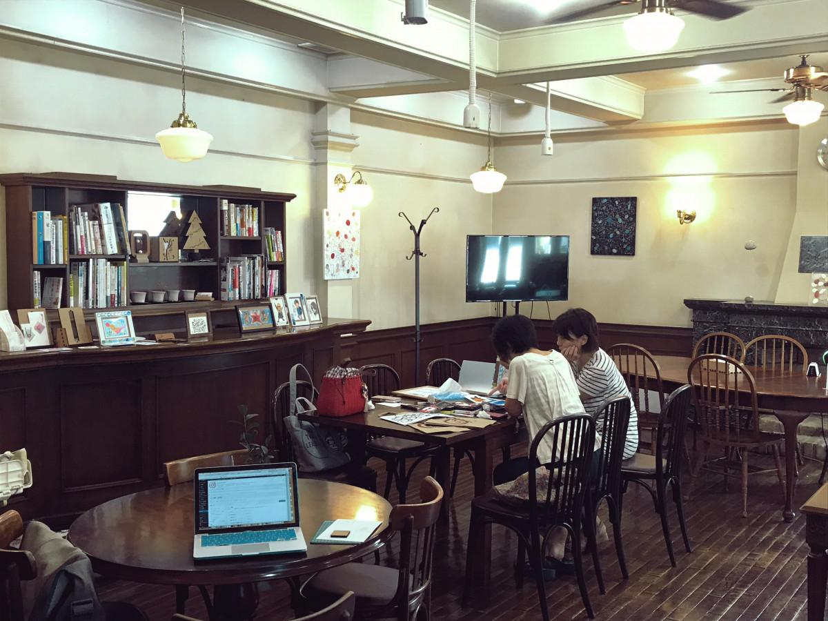 マイスタ加古川 店内多目的スペース
