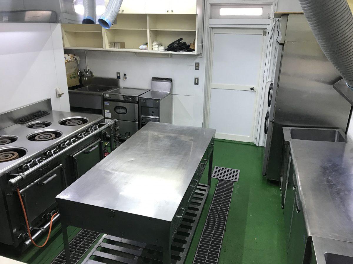 マイスタ加古川 厨房